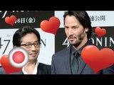 47 Ronin actors Keanu Reeves, Hiroyuki Sanada plug movie's world premiere in Tokyo