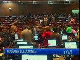 Expectativa por nuevas autoridades de la Asamblea Nacional