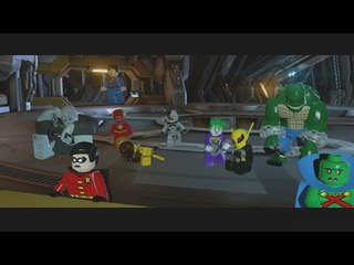LEGO Batman 3: Beyond Gotham - Mission 5 Walkthrough: The Big Grapple [1080p HD]