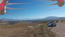 #2 Point Of The Mountain Utah County DJI Phantom Vision+ Drone Flight @DJIglobal