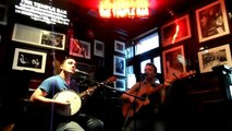 Great Irish music at Temple Bar, Dublin (Ireland)