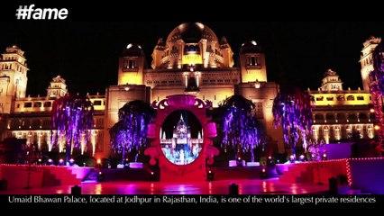Royal Wedding Properties In India