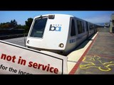 BART accident deaths: train strikes and kills two workers; union suspends picket