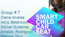 Smart Child Car Seat - Senior Design Project 2013 - FIU - Team 7 - Hardware Demonstration