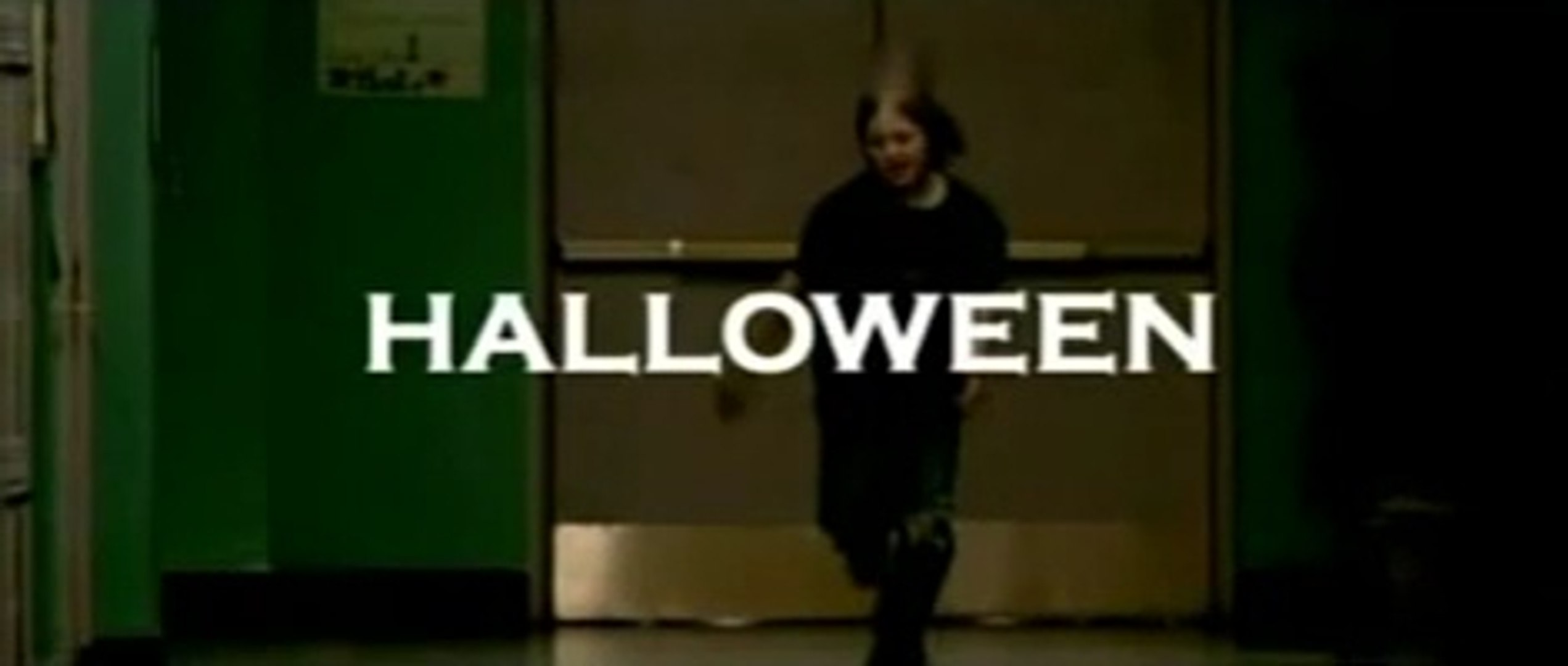 Halloween 2020 Workprint Halloween (2007) Workprint   video dailymotion