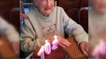 102. yaşını kutlayan bir insanın başına ne gelebilir ?
