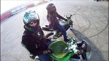 Kawasaki Ninja 636 Stunt (P1)