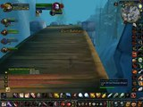 Alterac Valley Snowball Fun. Knocking People off ledges with Snowballs. World of Warcraft wow pvp