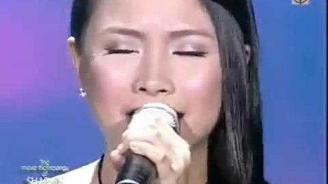 Yeng Constantino sings 'Pangarap na Bituin' on ASAP