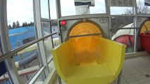 Tobogán Water Slide at Aquapark Kladno