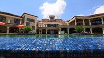 Multi Million Dollar Mega Mansion, maseratti, private helicopter...Life is good!