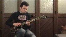 AC DC - Back in Black - guitar cover by String