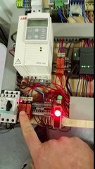 Elevator with Siemens S7-200 214 PLC and arduino - - Indonesia