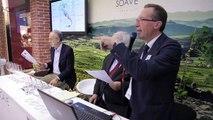 Il Soave Vinitaly 2014  Prof  Attilio Scienza   comunicare il vino