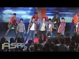'King of the Gil' Enrique Gil meets Gimme 5 on 'ASAP' stage