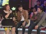 """Daniel sings """"Akoy Sayo at Ika'y Akin Lamang"""" with Parents on Gandang Gabi Vice"""