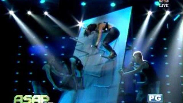 Iya Villania performs birthday number in 'ASAP'
