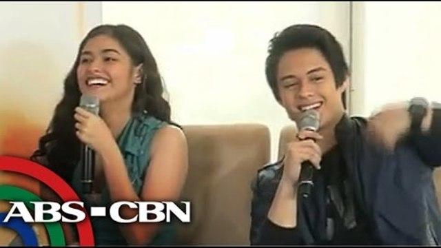 Enrique, Liza may kissing scene ba sa 'Forevermore'