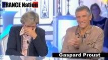GASPARD PROUST se moque de FRANCOIS HOLLANDE / Fou rire de Marie-Noël Lienemann !