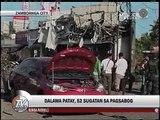 Abu Sayyaf, sinisisi sa pagsabog sa Zamboanga City