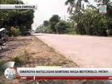 TV Patrol Negros - January 22, 2015