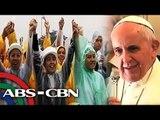 How Pinoys' faith moved Pope Francis