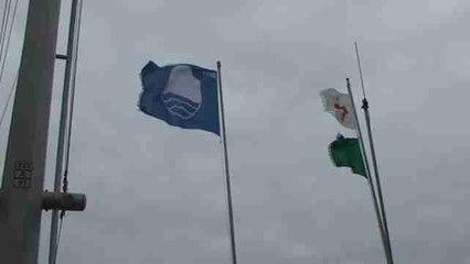 Récord de banderas azules en las playas españolas