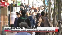 Marking 50 years of normalized ties, Korea and Japan hope for better economic partnership