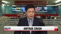 Amtrak train detrailed while speeding: NTSB