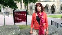 University of Aberdeen campus visit with American College Strategies, Aberdeen Scotland