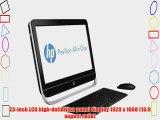 HP Pavilion 23-b237c 23 All-in-One Desktop AMD A6-5200 4GB Memory 1TB Hard Drive