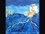 Galerie Tableau n°1/2- Art Abstrait