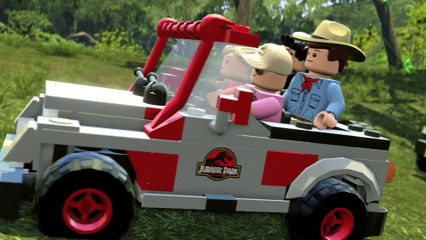 LEGO Jurassic World - Gameplay Trailer de LEGO Jurassic World