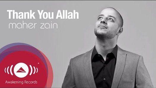 Maher Zain - Thank You Allah | Official Lyric Video - video dailymotion