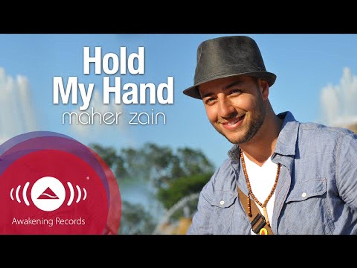 Maher Zain - Hold My Hand | Official Lyric Video