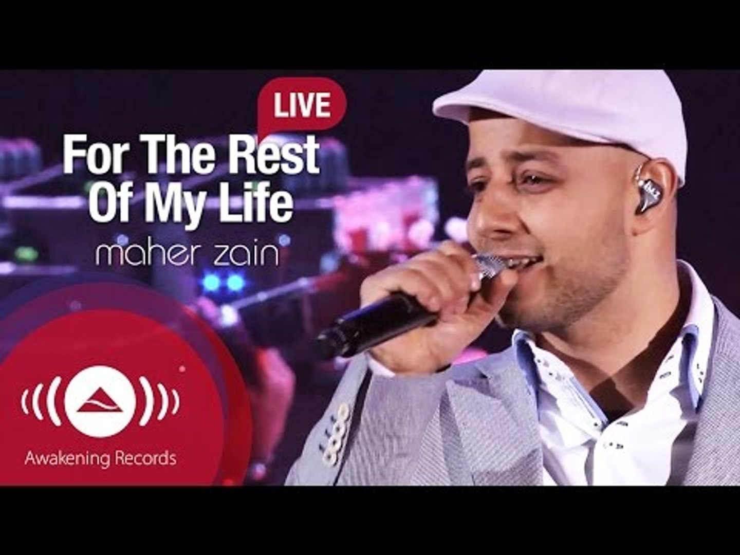 Maher Zain - For The Rest Of My Life   Awakening Live At The London Apollo