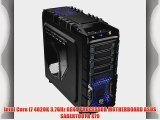EXTREME GAMING PC INtel Core i7 4820K 3.7Ghz CORSAIR LIQUID COOLING 32Gb DDR3 3TB WD BLACK
