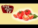 Tomatenstrunk entfernen leicht gemacht - Frag Mutti TV