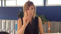Une visite en langue des signes française
