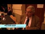 """Bertrand Badie: """"Je m'intéresse au monde grâce au Capitaine Haddock"""""""