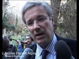 Nicolas Dupont Aignan (DLR) - Grand Forum Élections régionales - Sciences Po TV