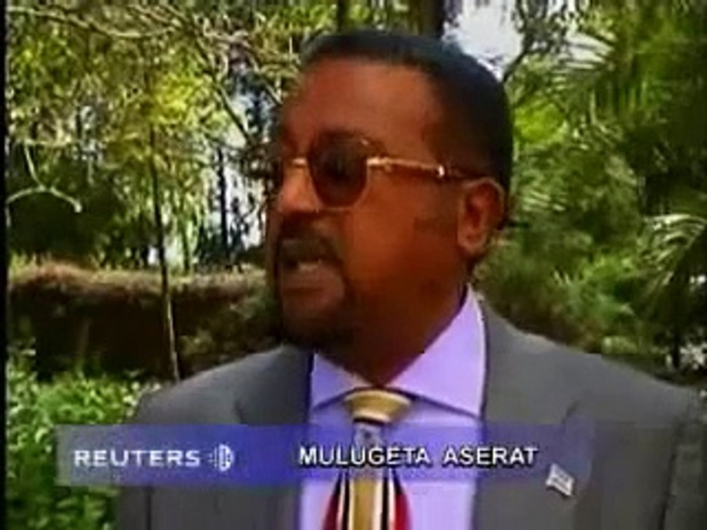 Ethiomedia - The trial of the Derg in 2007 in Addis Ababa