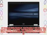 HP EliteBook 2530p Notebook - Intel Centrino 2 vPro Core 2 Duo SL9400 1.86GHz - 12.1 WXGA -