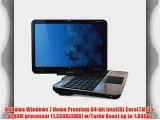 HEWLETT PACKARD - HP - TM2T TABLET PC - Genuine Windows 7 Home Premium 64-bit Intel(R) Core(TM)