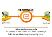 How to use eLearning Community 2.0 (Knowledge Seeker)