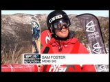 Skuff TV Action Sports and Carnage - Rip Curl Freeride Pro 2010 - Day One Highlights