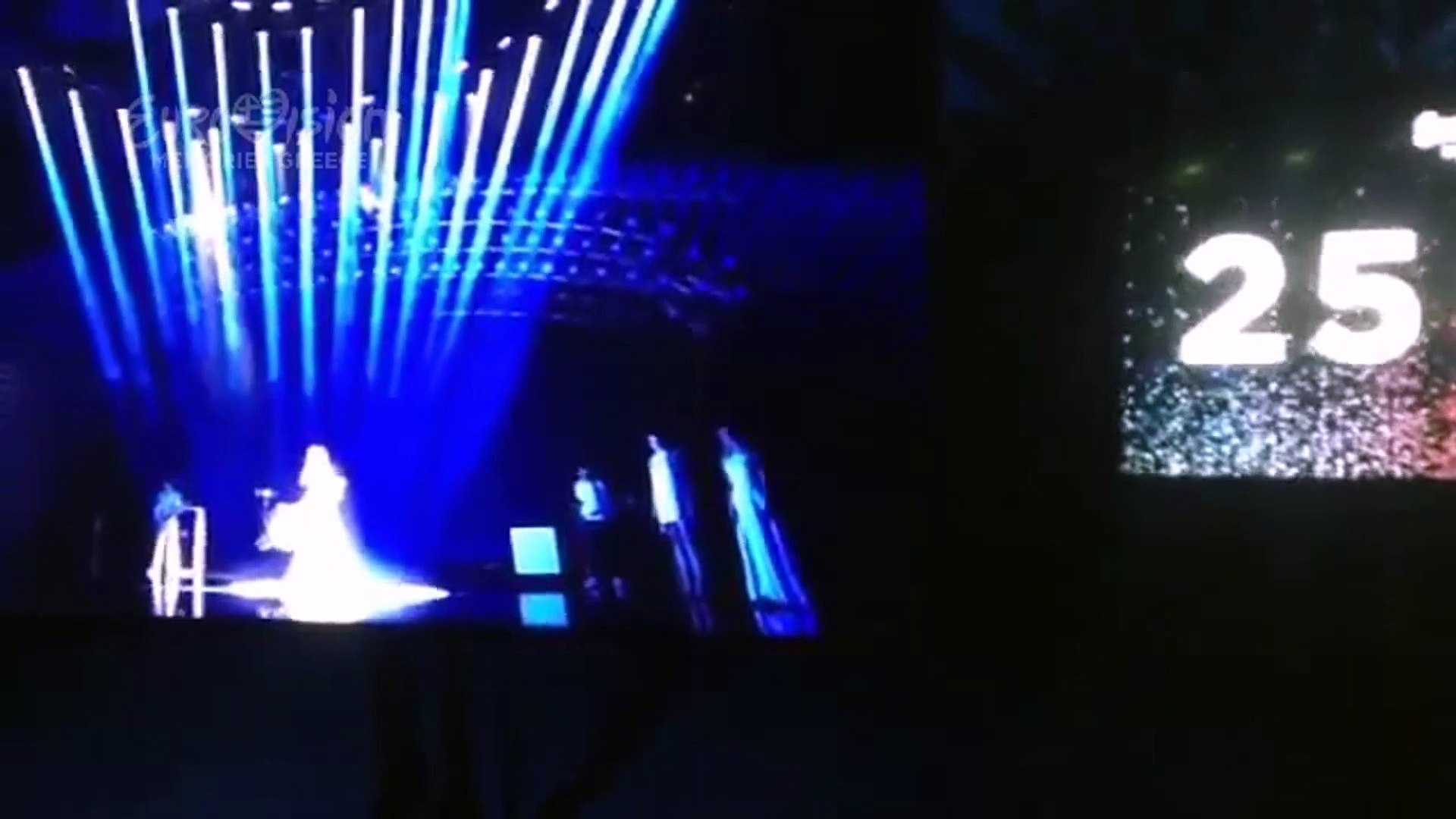 Polina Gagarina - A Million Voices (Full Rehearsal)