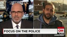 Fiery Exchange Between CNN Host and Ferguson Protester