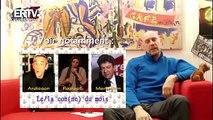 Alain Soral répond à Frédéric Taddeï - Mars 2014