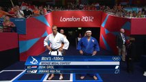Judo Men -100 kg Final - Bronze Medal - Netherlands v Korea Replay -- London 2012 Olympic Games